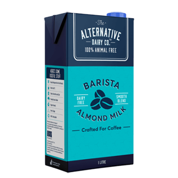 Barista Almond Milk 1 Litre (3 Pack)