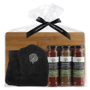 Bread Board BBQ Gourmet Pack