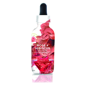 FLOWER EXTRACT - ROSE+HIBISCUS (3 x 100ml Pack)