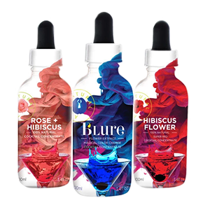 FLOWER EXTRACTS TRIO (3 x 100ml Pack)