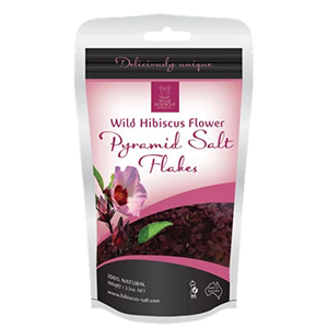 WILD HIBISCUS FLOWER SALT 100g (3 Pack)