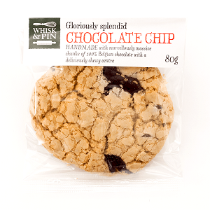 Cookies Chocolate Chip 80G (12 Per Carton)