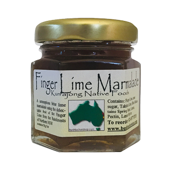 Finger Lime Marmalade 50g (24 Pack)