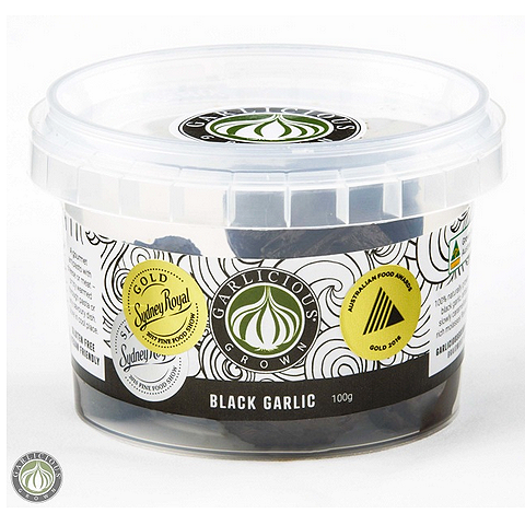 Black Garlic Australian Peeled Cloves 1kg