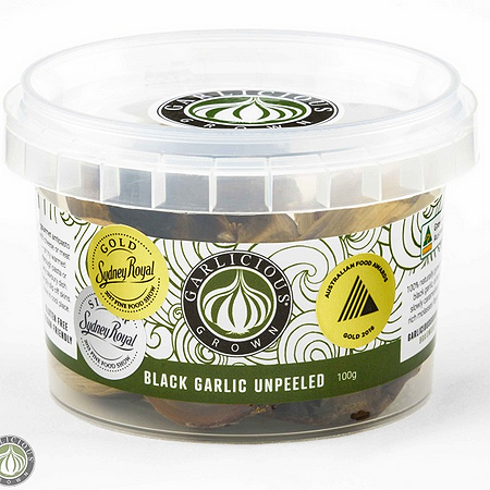 Black Garlic Australian Unpeeled Cloves 1kg