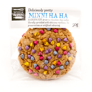 Cookies Minni Ha Ha 50G (12 Per Carton)